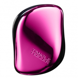 Tangle Teezer Pink Chrome Compact