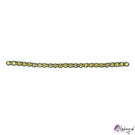 Pink Pewter Lena Lime Multi Haarband