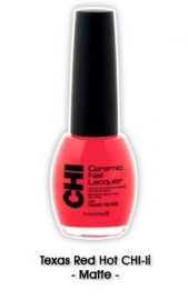 CHI Nail lacquer Texas Red Hot CHI-li CL050