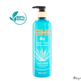 CHI Aloe Vera Curl Enhancing Shampoo