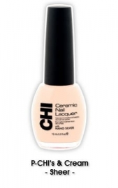 CHI Nail Lacquer P-Chi`s And Cream CL014