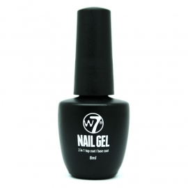W7 Gel Nagellak - Top/ Base Coat