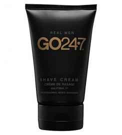 GO 24.7 Real Men Face & Bald Shave Cream