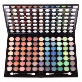 W7 Oogschaduw Paintbox - 77 Kleuren Oogschaduw Palette