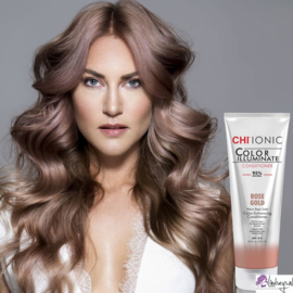 CHI Ionic Color Illuminate Conditioner - Rose Gold