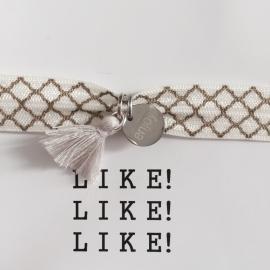 LIKE! armband enjoy