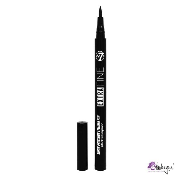 W7 Waterproof Extra fine eyeliner pen
