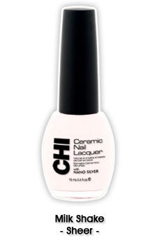 CHI Nail lacquer Milk Shake CL005