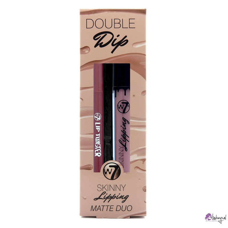 W7 Double Dip - Apples and Pears