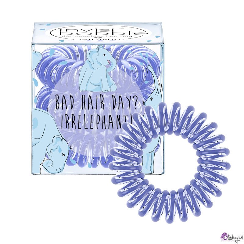 Invisibobble Bad Hair Day? Irrelephant