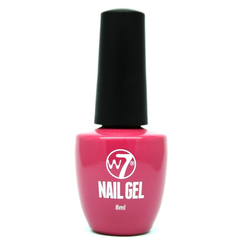 W7 Gel Nagellak - Raspberry Fool
