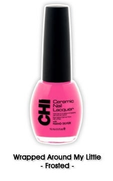 CHI Nail lacquer Wrapped Around My Little Pinky CL039