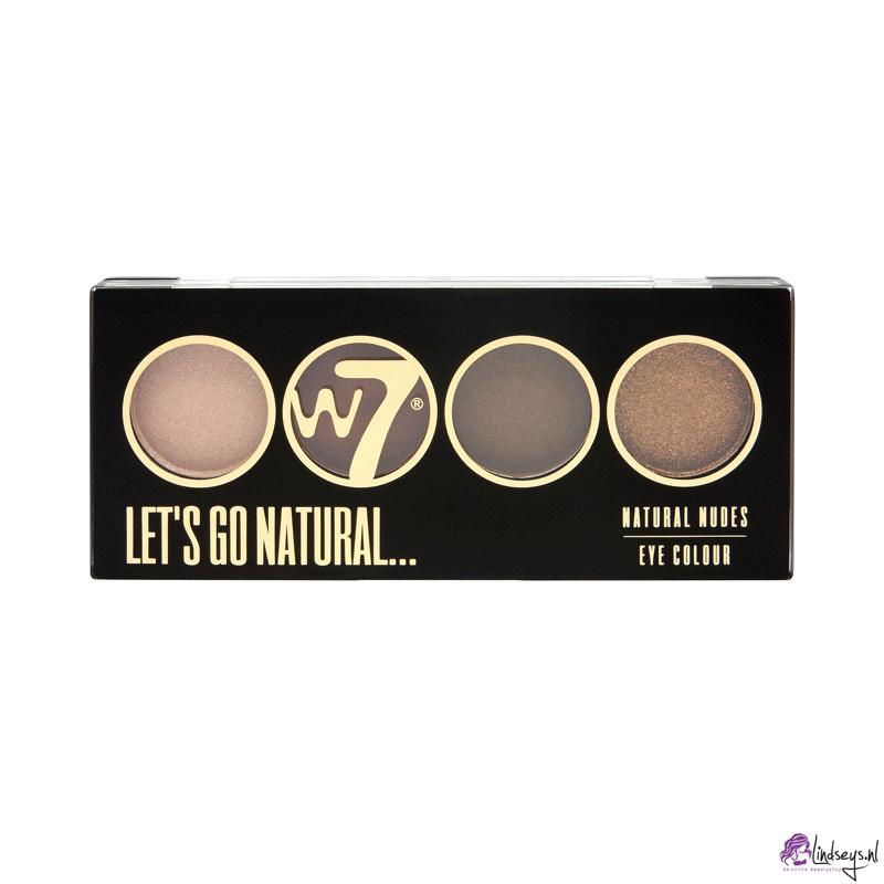W7 Let's Go Natural