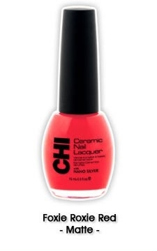 CHI Nail lacquer Foxie Roxie Red CL053