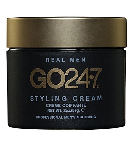 GO 24•7 Real Men Styling Cream
