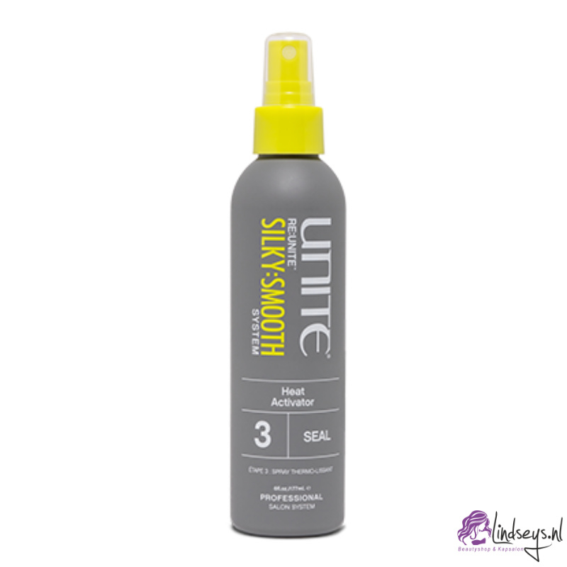 Unite Silky Smooth Heat Activator 177 ml