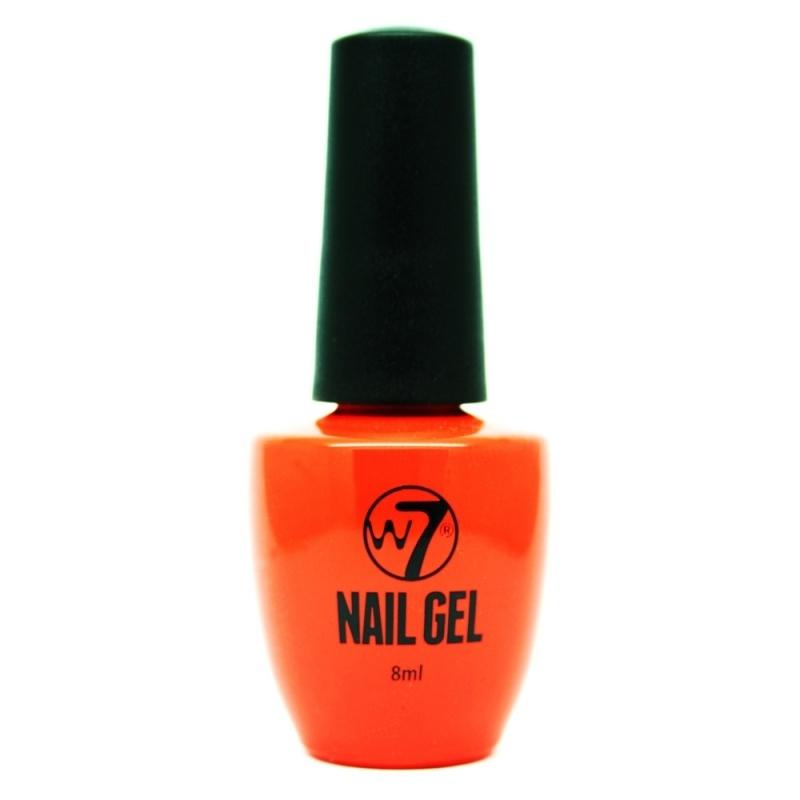 W7 Gel Nagellak - Orange