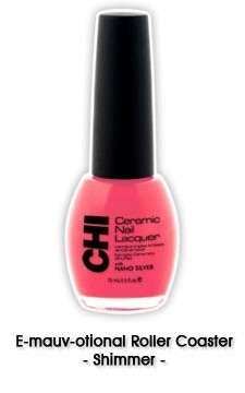 CHI Nail Lacquer E-mauv-otional Roller Coaster CL027