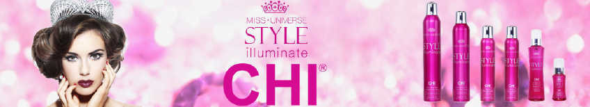 CHI miss universe style illuminate