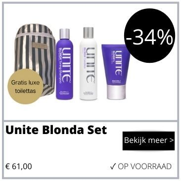 Unite Blonda actie