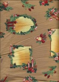 kerstspiegels/kaders (1x1,1m)