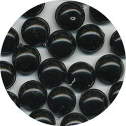 Dew Drops Small Bottles Solid black