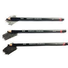 derwent charcoal pencil dark 36303