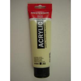 Amsterdam acrylverf tube 120ml napelsgeel Groen 282