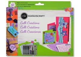 Calli creations MC170-CRE