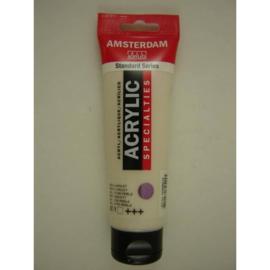 Amsterdam acrylverf parelmoer tube 120ml parelviolet 821