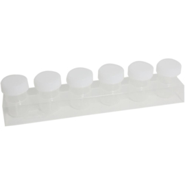 Paint Storage Tray W/6 Bottles SA988916
