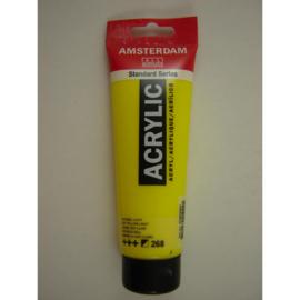 Amsterdam acrylverf tube 120ml Azogeel licht 268