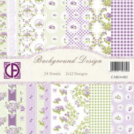 Background designs 24vel 2x12 designs CAB14=002