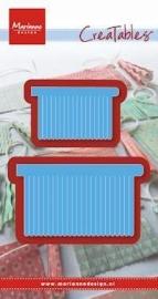 NOV Creatables stencil tassel trendy LR0390