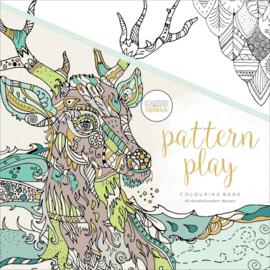 kleurboek Kaisercraft Pattern Play