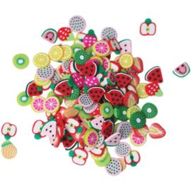 Dress My Crafts Shaker Elements 8gm Fruit slices