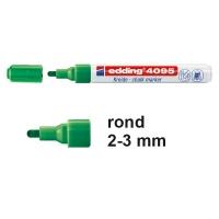 edding 4095 krijtstift groen  2-3 mm 394095/0004
