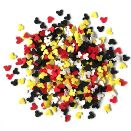 Buttons Galore Sprinkletz Embellishments 12g Mouse ears