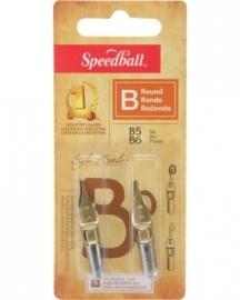 Speedball B round B5 B6 nib  SB31016