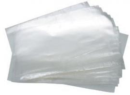 zelfsluitende zakjes 160x160x30mm (plakrand niet meegeteld) 100 stuks