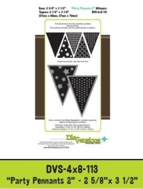 Die versions party pennants 2