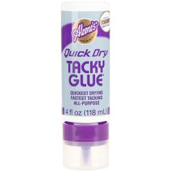 33147  Aleene's Always Ready Quick Dry Tacky Glue 4oz