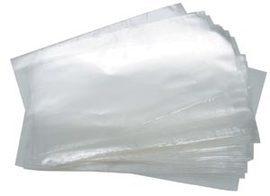 transparante zakjes 120 x 167 mm  (plakstr. niet meegerekend)  100st 8001/0300