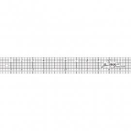 "Idea-Ology Design Ruler 12"" TH92481"