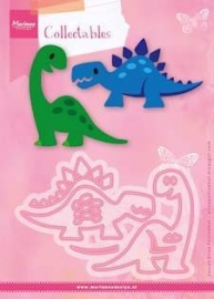FEB Collectables set stencil Eline's dino's COL1400