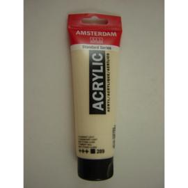 Amsterdam acrylverf tube 120ml Titaanbuff Licht 289