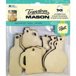 wooden tags  TM1024205