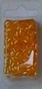 nieuw Rijstkralen licht oranje 18-1068