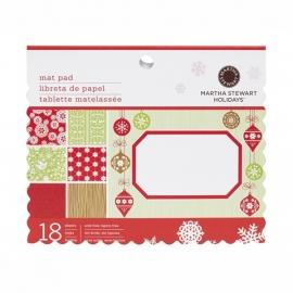 scandinavian mat pad martha stewart 45-04045