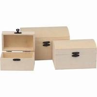 houten kistje 11.5cmx6.5cmx7cm  NIEUW!!!!!
